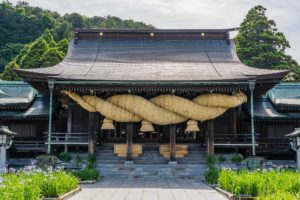 宮地嶽神社の画像